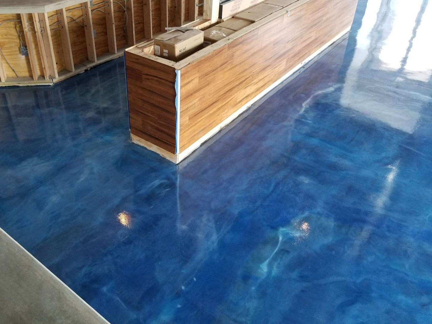 polished concrete green bay wisconsin