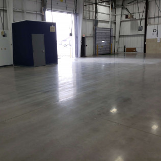 polished concrete in green bay, wisconsin